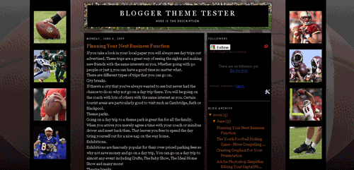 How to Create a Blogger Template Using Adobe Photoshop – Part 2